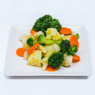 Buchetiera de legume