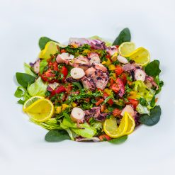 Salata cu caracatita