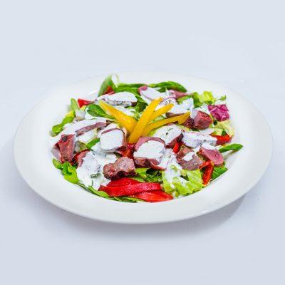 Salata cu carne de vita