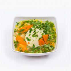 Supa de pui cu galusti