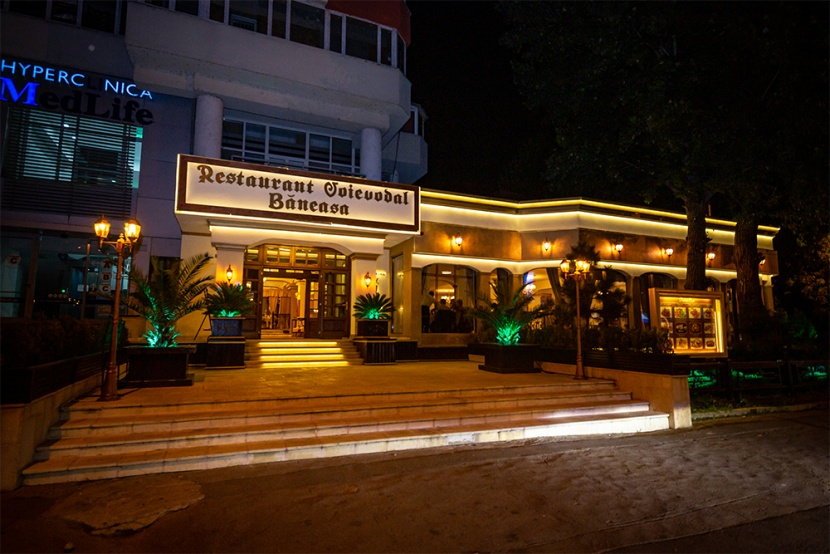 Restaurant Voievodal Baneasa