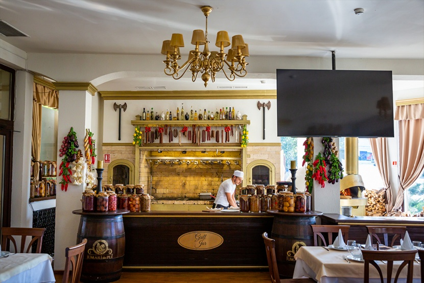 Braserie Restaurant Voievodal