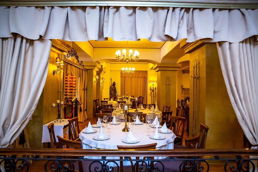 Restaurant de lux