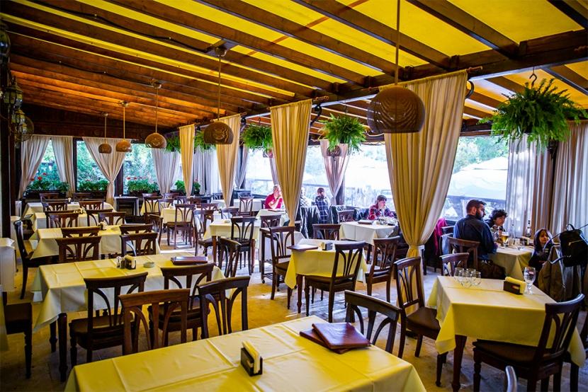 Terasa Restaurant-Romanesc