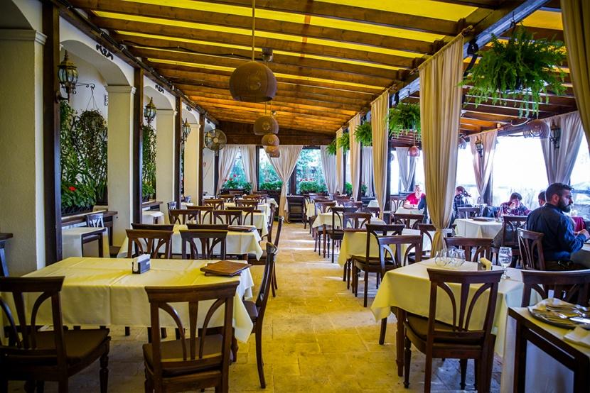 Terasa restaurant Bucuresti